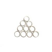 Găici argintii 7 mm (10 buc)