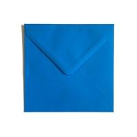 Plic Albastru 13x13 cm