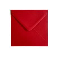 Plic Roșu 13x13 cm