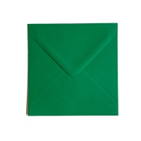 Plic Verde 13x13 cm